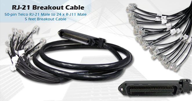 rj 21 breakout cable data connect the right connection male rj 21 breakout cable 25 rj21 wiring diagram at fashall.co